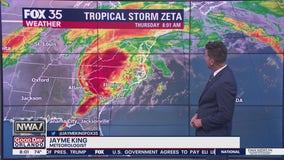 Tropics Update: October 29, 2020