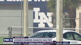 'Unauthorized' homecoming event canceled