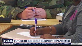 Future of school learning during the pandemic
