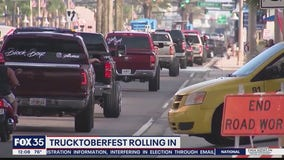 Bikers move on, making way for Trucktoberfest in Daytona Beach