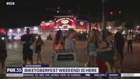 Biketoberfest Weekend is here