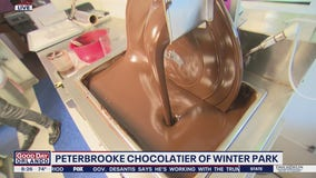 David Martin Reports: National Chocolate Day