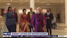 Disney laying off entertainers