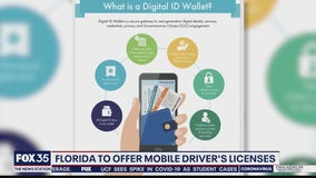 Florida to offer mobile driver's license
