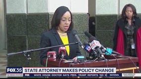 State attorney makes policy changes