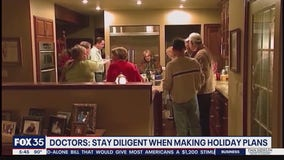 Doctors issue guidance for holiday gatherings
