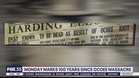 100 years since Ocoee Massacre