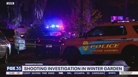 Multiple people injured in Winter Garden shooting, police say