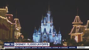 Walt Disney World laying off over 11,000 workers