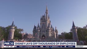 Disney laying off thousands of employees