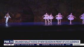 Orlando Ballet begins season on Thursday