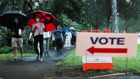 Florida voters cast 350,000 ballots on the 1st day of early voting