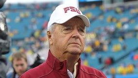 Former FSU coach Bobby Bowden tests positive for COVID-19