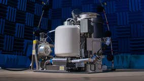NASA's new space toilet on its way to the International Space Station