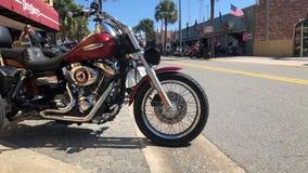 29th annual Biketoberfest kicks off in Daytona Beach