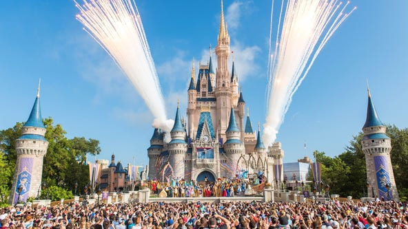 Theme parks expecting big crowds for Thanksgiving weekend