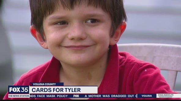 Cards for Tyler
