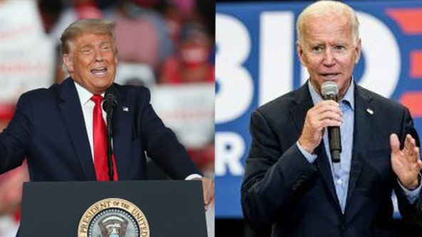 Trump, Biden hold rallies in Florida on Thursday as Election Day nears