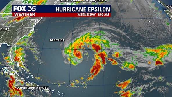 Tropics Update: October 21, 2020
