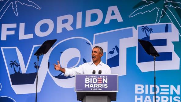 Former President Barack Obama to visit Orlando this week