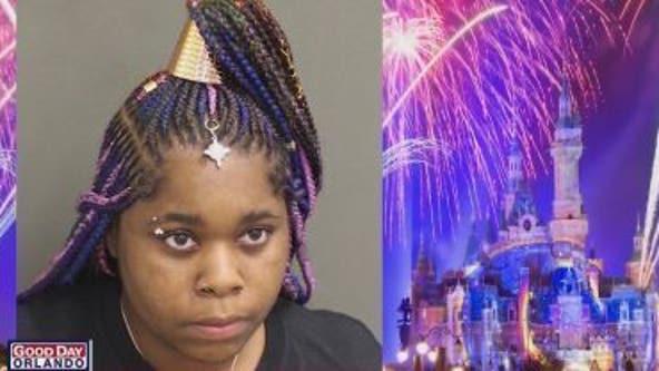 Tourist blames 6-year-old son for stashing of loaded gun at Disney