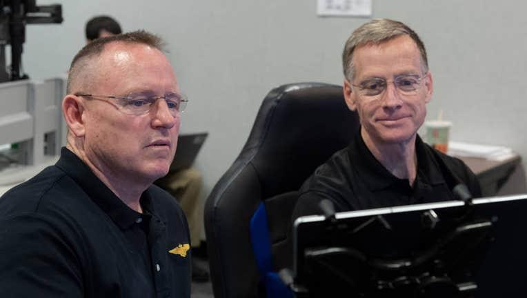 NASA wilmore and ferguson