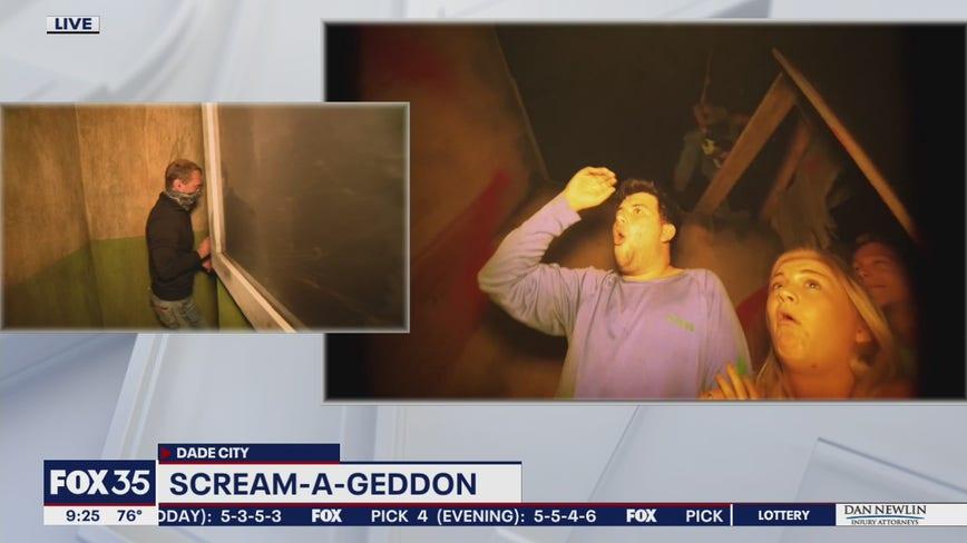 David Martin Reports: Scream-a-geddon