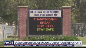 Deltona kicked out of football playoffs due to COVID-19 exposure