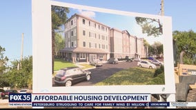 Affordable housing development planned near Mercy Drive
