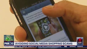 Avoiding social media shopping scams