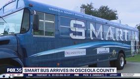 Smart Bus arrives in Osceola County