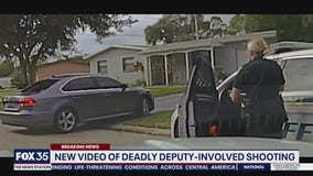 New video of deadly deputy-involved shooting