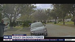 Brevard County Sheriff's Office policy on deadly force