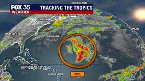 Tropics Update: November 27, 2020