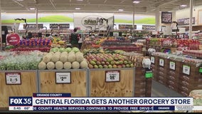 Central Florida gets another grocery store