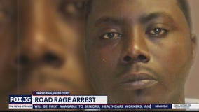 Arrest made in alleged road rage incident
