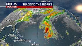 Tropics Update: November 26, 2020