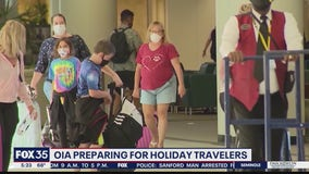 OIA preparing for holiday travelers