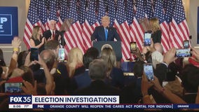 Election investigations
