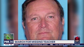 Search for missing Florida teacher