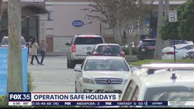 Operation Safe Holidays patrolling for package thieves