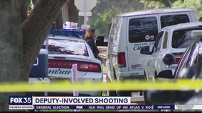 FDLE investigating deputy-involved shooting in Cocoa