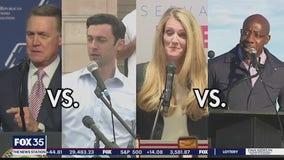 Georgia Senate race heats up