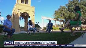 Friendship across the political aisle