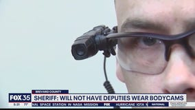Sheriff Ivey says deputies will not wear body cameras