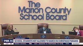 School board prohibits students from marching in parades