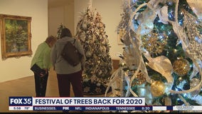 Festival of Trees returns to Orlando Museum of Art
