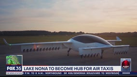 Lake Nona to be hub for air taxis