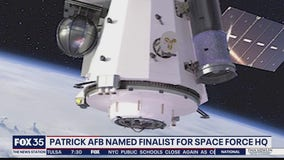 Patrick AFB named finalist for Space Force HQ