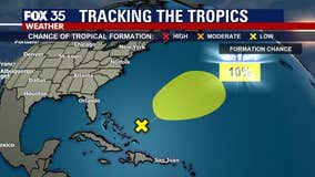 Tracking the Tropics: Nov. 22